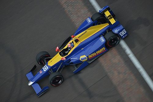 Rossi leads practice for those outside the Fast 9