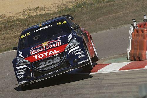 Spain WRX: Hansen leads after Day 1