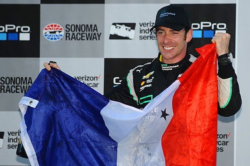 "Pagenaud: ""I feel so blessed"""