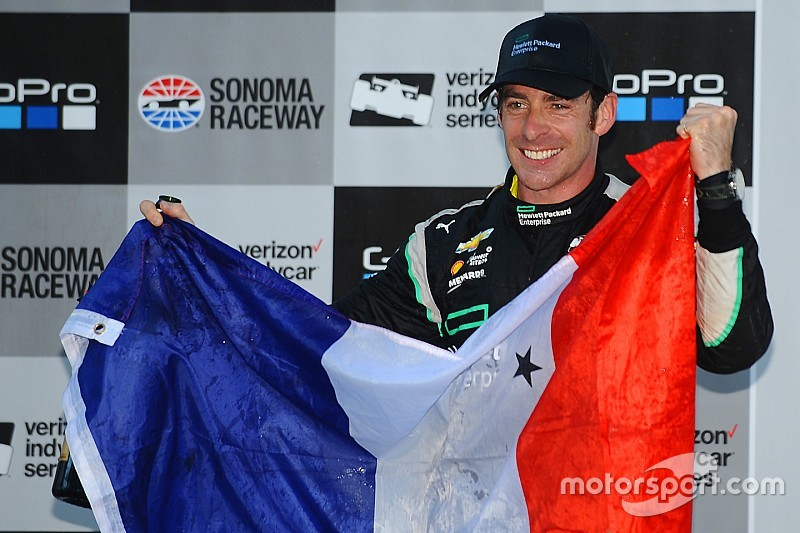 """Pagenaud: """"I feel so blessed"""""""
