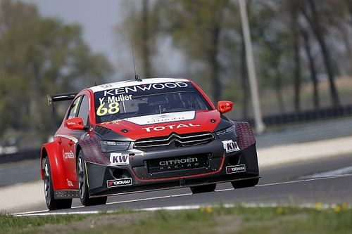 Slovakia WTCC: Muller, Valente take poles in thrilling qualifying