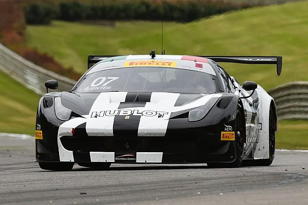 Ferrari and fuentes remain perfect at Barber