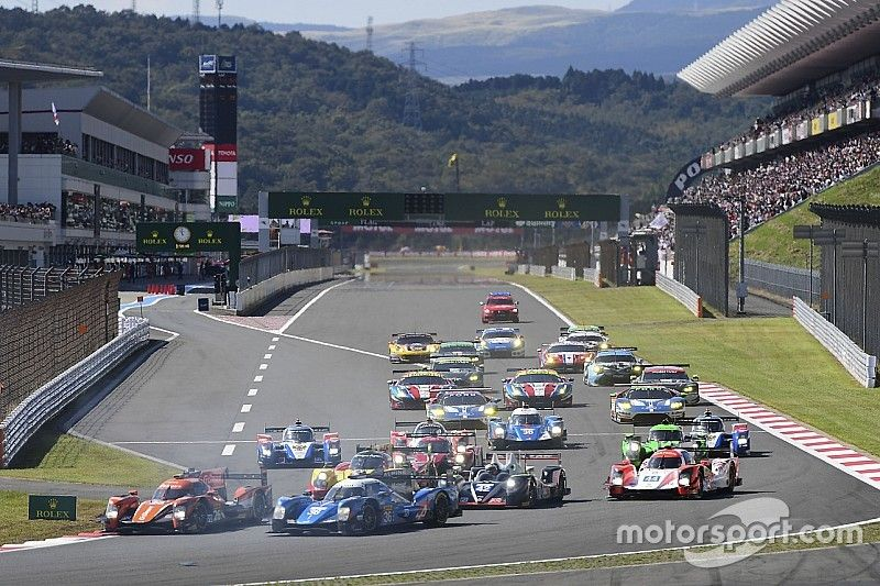 WEC's standout LMP2 and GTE stars of 2016