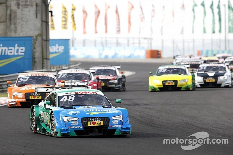 """Troubled DTM """"didn't really evolve"""", says Mortara"""