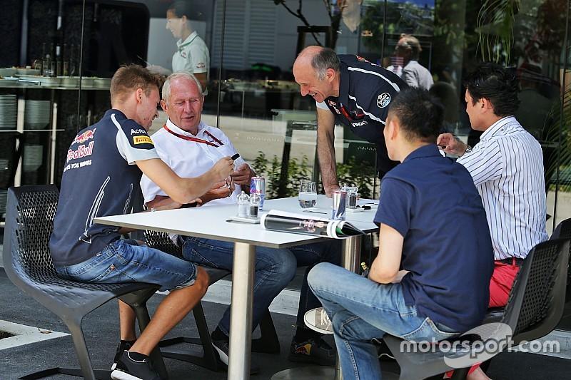 Тост не стал исключать вариант с возвращением Квята в Toro Rosso