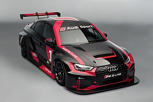 TCR Breaking news Audi enters TCR with RS 3 LMS