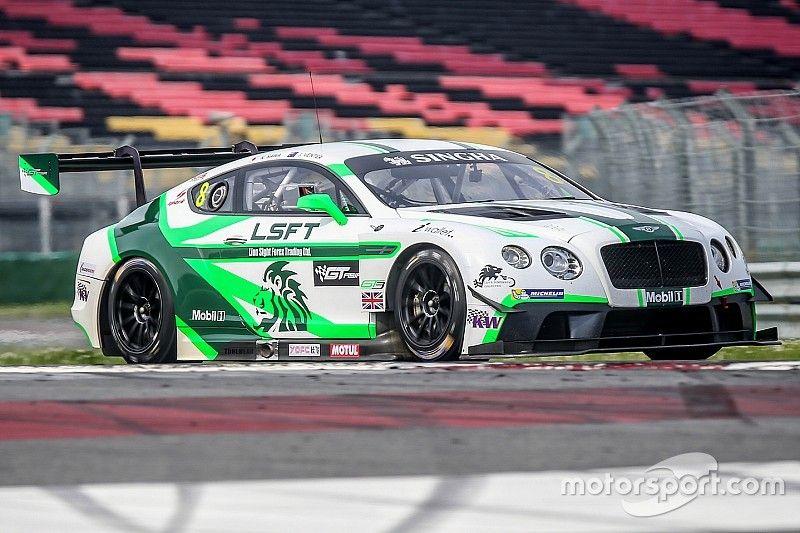 Bentley strike first in South Korea in action filled season opener