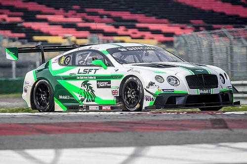 Bentley strike first in South Korea in action filled season opener