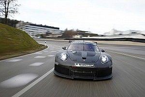 Porsche unveils 2017 GTE challenger