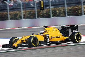 First points for Renault team after F1 return