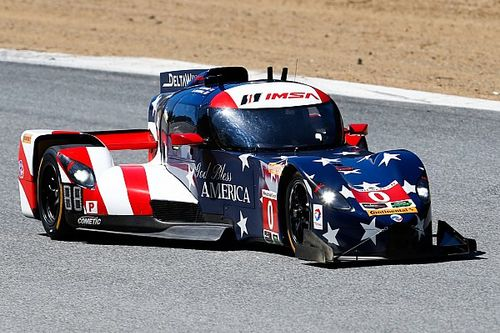 DeltaWing and Hometown Heroes Racing join forces