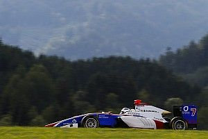 Alesi ruled out of Red Bull Ring round after practice shunt