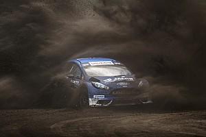 Global Rallycross Race report Steve Arpin wins GRC New England II