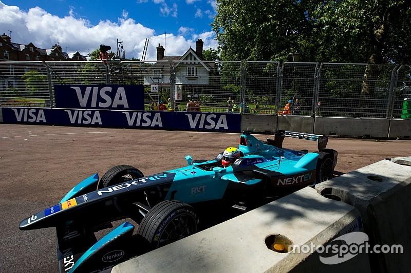 NextEV TCR Formula E Team: London ePrix Race 2 Report