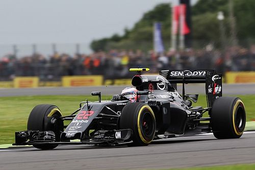 Button expected Magnussen's time to be deleted