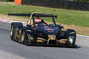 Enzo Stentella debutta nel Tricolore Prototipi con la Wolf-Honda CN2