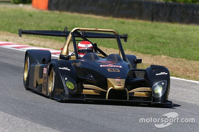 Ivan Bellarosa si impone in Gara 1 a Magione