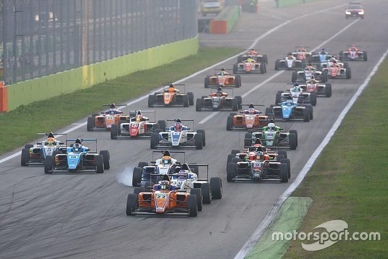 L'Italian F4 Championship 2017 scatta da Misano nel weekend