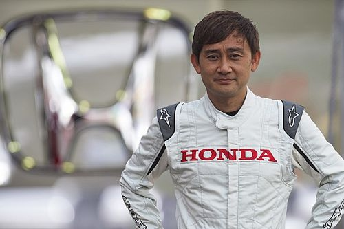 Michigami to race fourth Honda in Japan