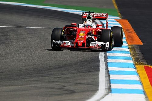 """Vettel keen to have """"natural"""" track limits and no penalties"""
