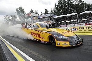 Rain postpones final rounds of Protect the Harvest NHRA Northwest Nationals