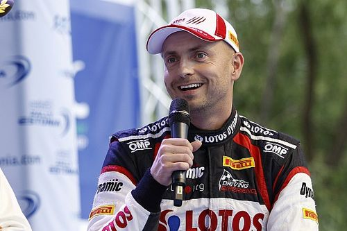 "Kajetanowicz: ""Tanti bei ricordi del Rally Rzeszow, oggi ho la stessa passione"""