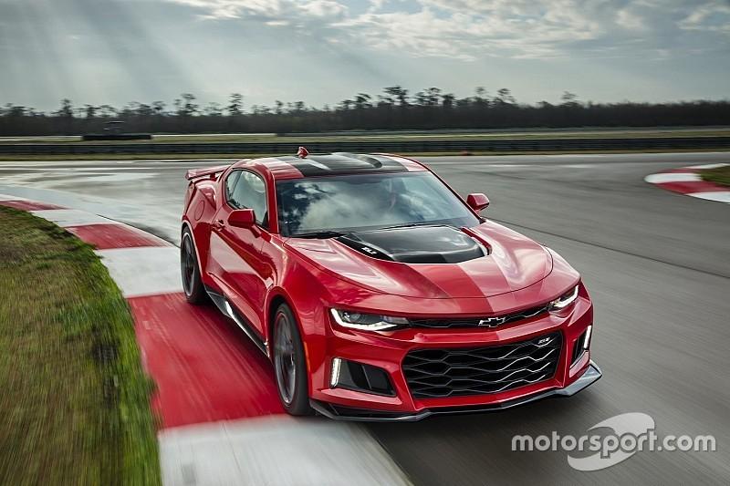 Chevrolet bouwt brute Camaro ZL1 met 640 pk sterke V8