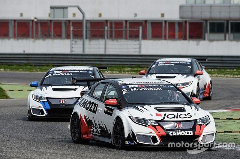 Morbidelli-Pellinen-Gleason è il tridente WestCoast Racing