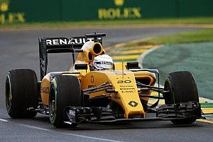 """Magnussen: Driving a yellow Renault """"feels like home again"""""""