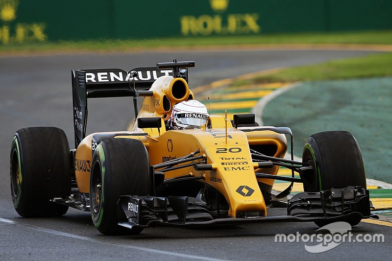 "Magnussen: Driving a yellow Renault ""feels like home again"""