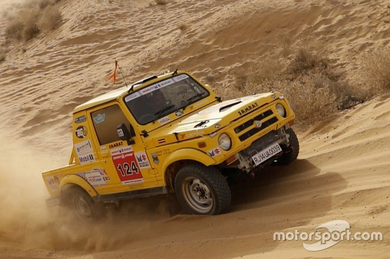 Desert Storm, Leg 3: Mishra, Santosh stay on top