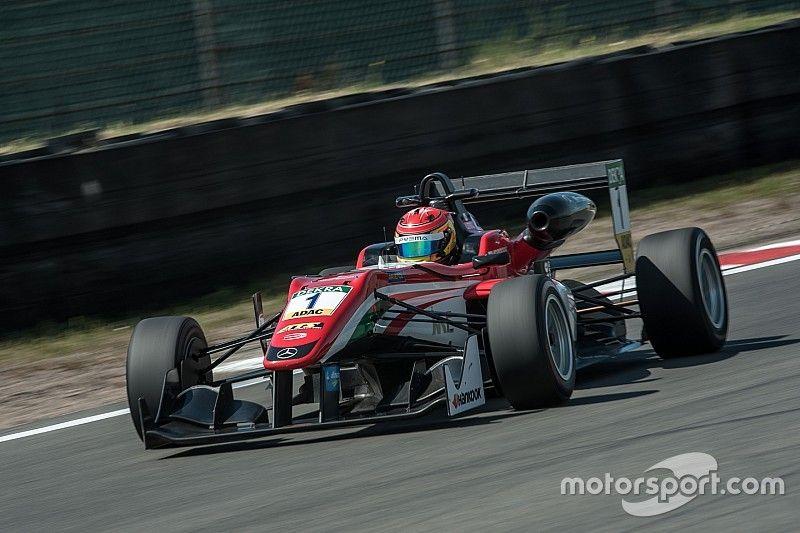 Zandvoort F3: Stroll dominates Race 1 after first-corner overtake