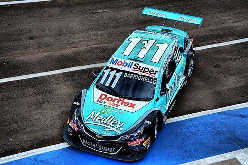 """Barrichello define vitória: """"corrida mais do que doida"""""""