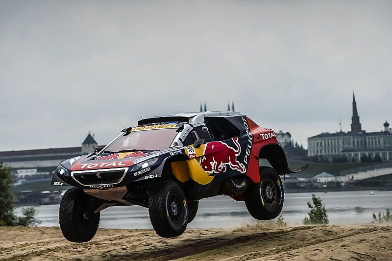Silk Way Rally: Stage 2 cancelled