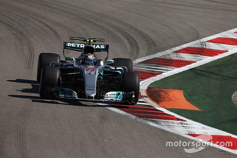 Mercedes fait grise mine mais Bottas reste optimiste