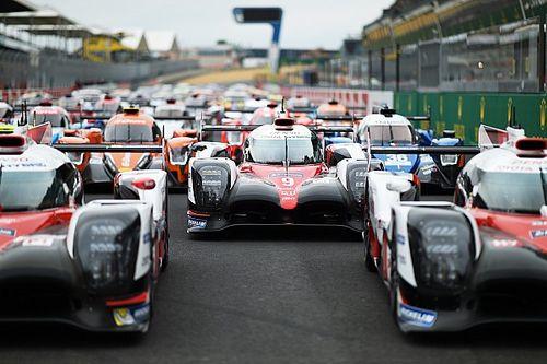 Vídeo: Así se preparó la foto de familia de los coches de Le Mans