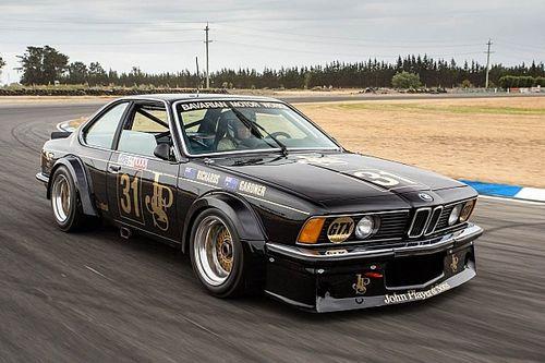 Bathurst-legende Richards herenigd met BMW uit 1985
