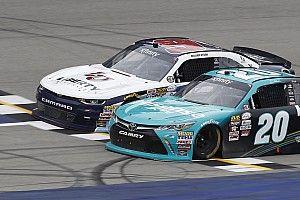 Ten closest finishes of the 2017 NASCAR season