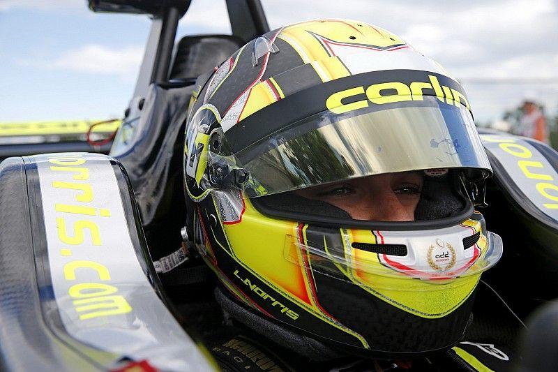Судьи Формулы 3 наказали Жоу, Норрис стал третьим