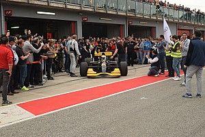 """Minardi Day, Pirro: """"La gente nei box testimonia che c'è voglia di F.1"""""""