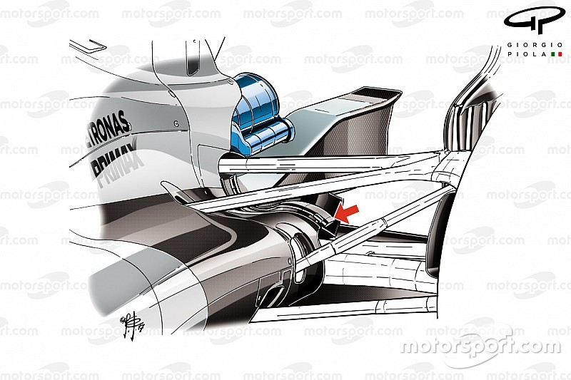 Tech analysis: Why cooling became Mercedes' Achilles heel in Russia