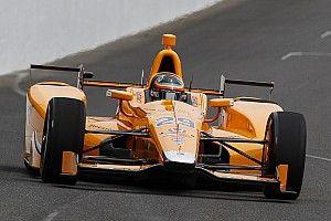 Alonso gelijk op snelheid tijdens testdag voor Indianapolis 500