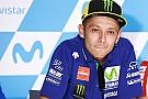 MotoGP Rossi gaat stap voor stap vooruit: