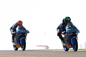 Moto3 Test Honda e KTM iniziano il duello 2018 nei test di Aragon della Moto3