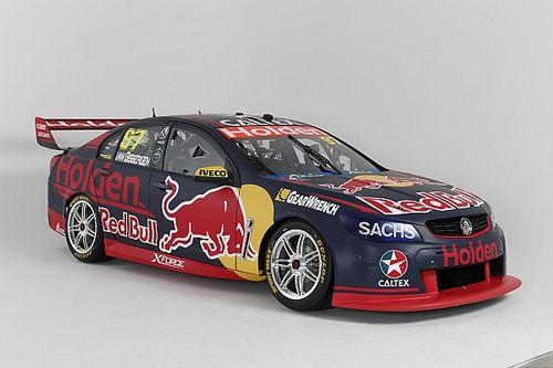 Key motorsport personnel depart Holden