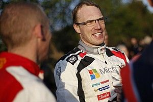 【WRCフランス】ラトバラ「強くプッシュし、完璧に近い走りができた」