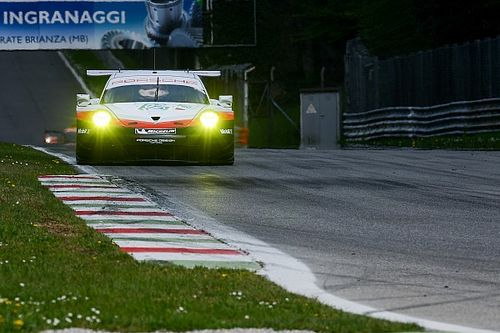 Pilet, Werner complete Porsche GT Le Mans line-up