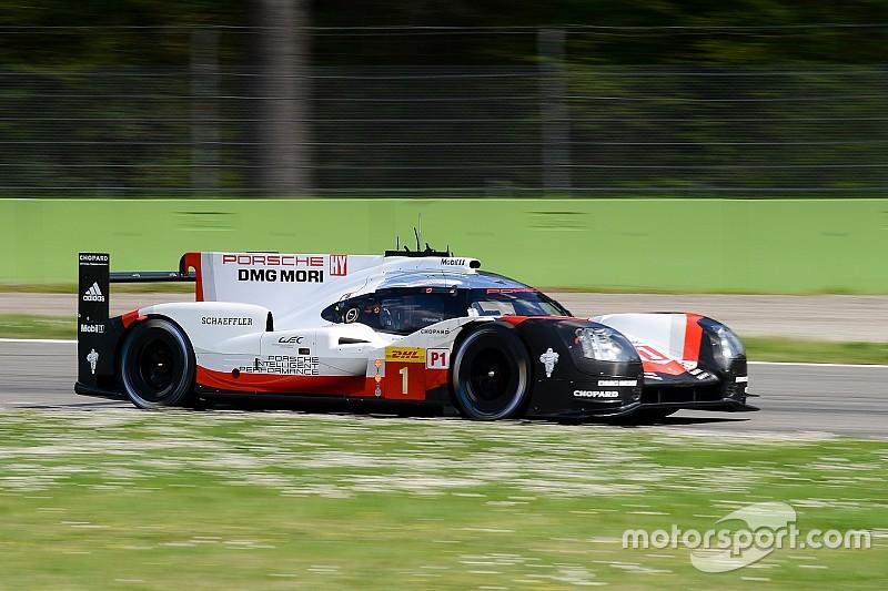 Porsche, delante de Toyota en la penúltima sesión del Prólogo del WEC