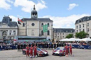 """Pier Guidi: Avec Ferrari, """"on ne vient pas juste pour participer"""""""