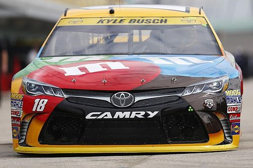 Toyota earns first manufacturer's title in Cup, ending Chevrolet's streak